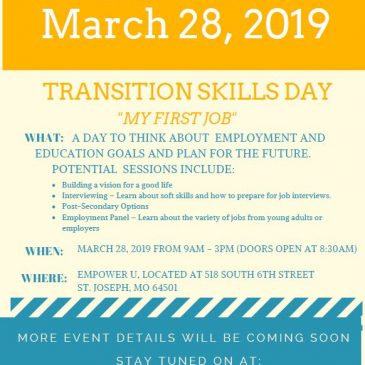 Transition Skills Day