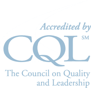 PCS is proud to be Accredited by The Council on Quality & Leadership (CQL)