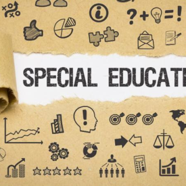 Special Education – What do YOU need to know