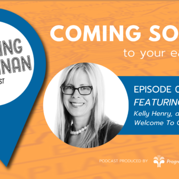 Announcing our next guest on the #BuildingBuchanan Podcast
