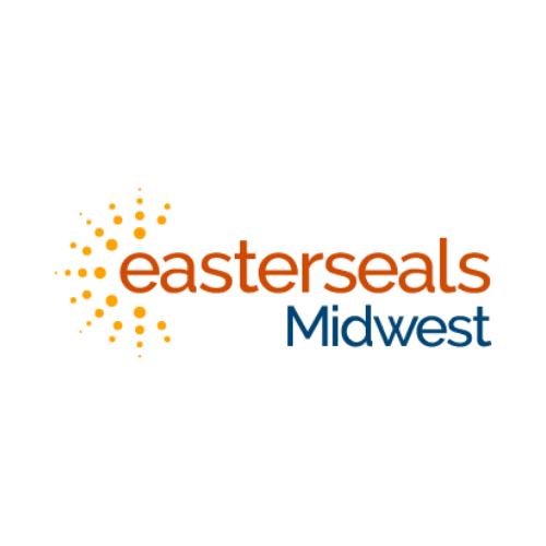 Logo: Easter Seals Midwest
