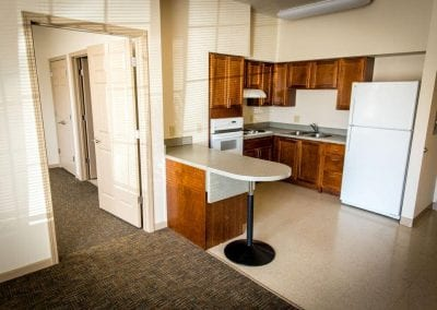 The Maples Apartments - Kitchen
