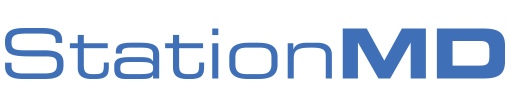 Logo: StationMD