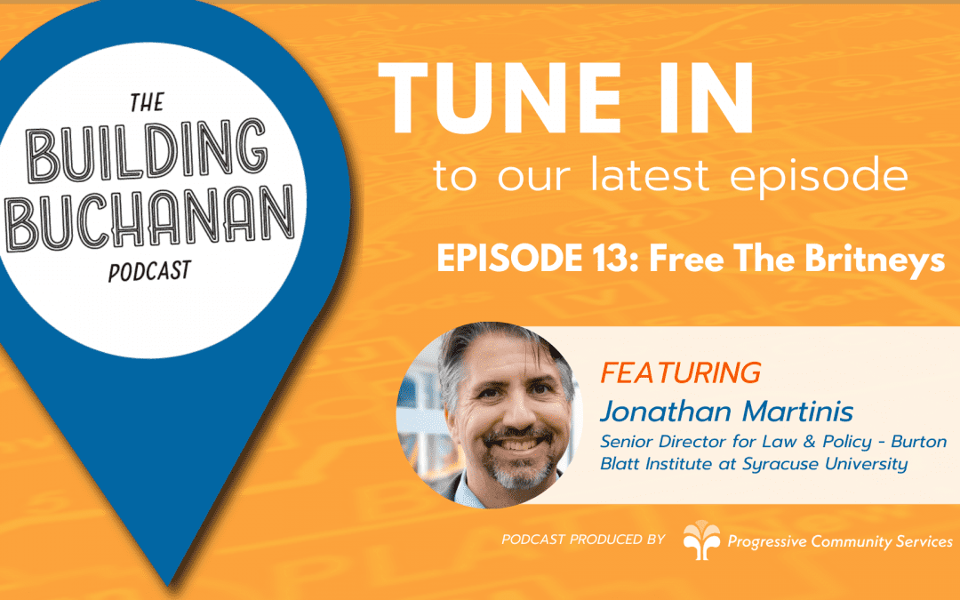 Listen Now to Episode 13 – Free the Britneys
